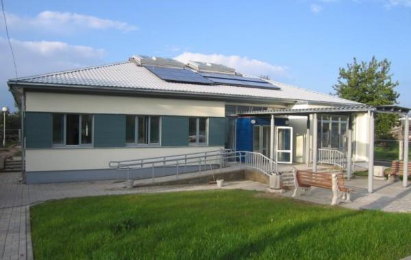 Амбулатория в д. Занарочь